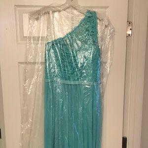 Bridesmaid/formal/prom dress - SIZE 10